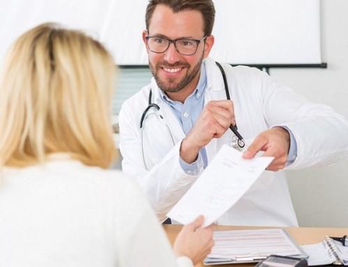 Physiotherapie-Verordnung richtig lesen